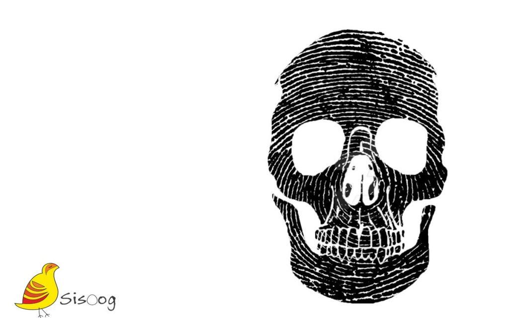 Figerprinf skull