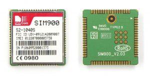 اصول طراحی SIM800