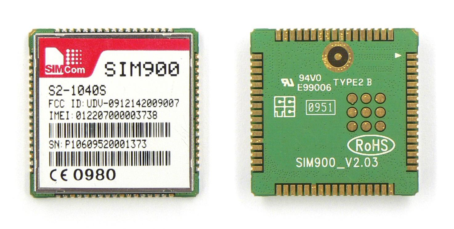 SIM800 SIM900