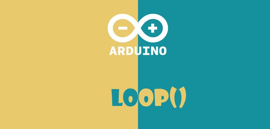 تابع loop در آردوینو