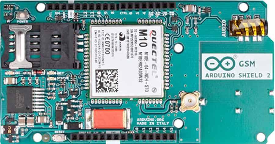 شیلد GSM MODEM آردوینو