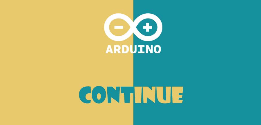 Continue در آردوينو