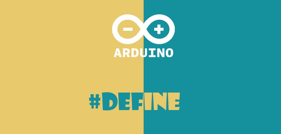 Define# در آردوینو