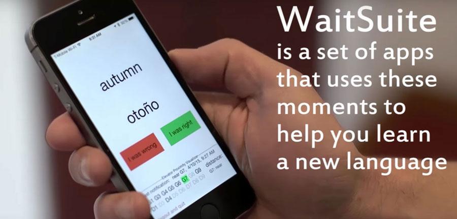 WaitSuite ، برنامهای برای بهتر بهره بردن از زمانهای مرده