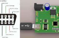 پروژه FMS Reader به همراه شماتیک، PCB و فایل برنامه
