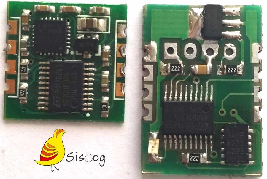 ماژول MPU6050 و ADXL345
