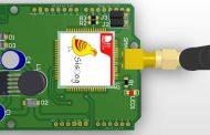 شیلد رایگان SIM800 برای برد Arduino UNO