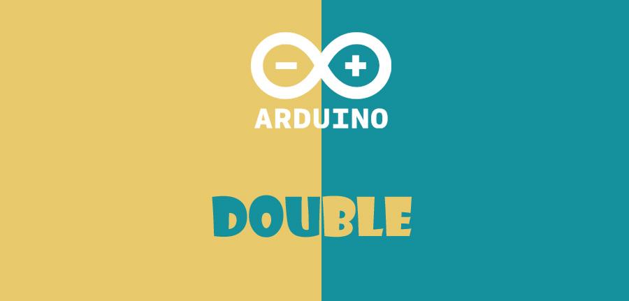 double در آردوینو