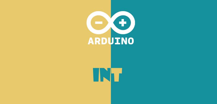 int در آردوینو