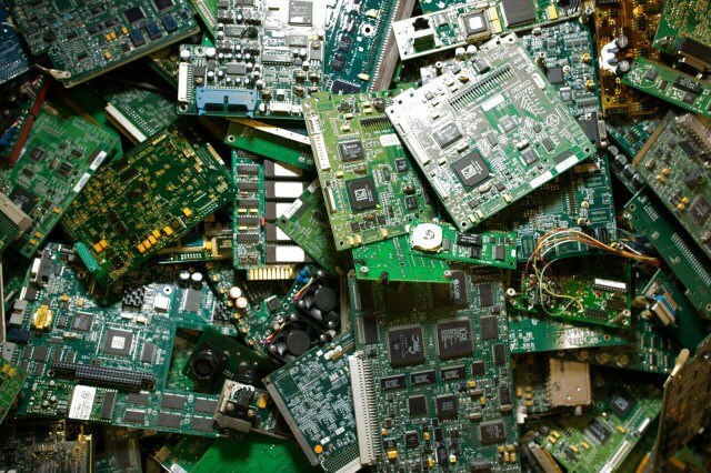 recycling Electronic Device