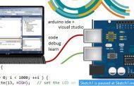 افزونه متن باز مایکروسافت ویژوال استودیو برای آردینو
