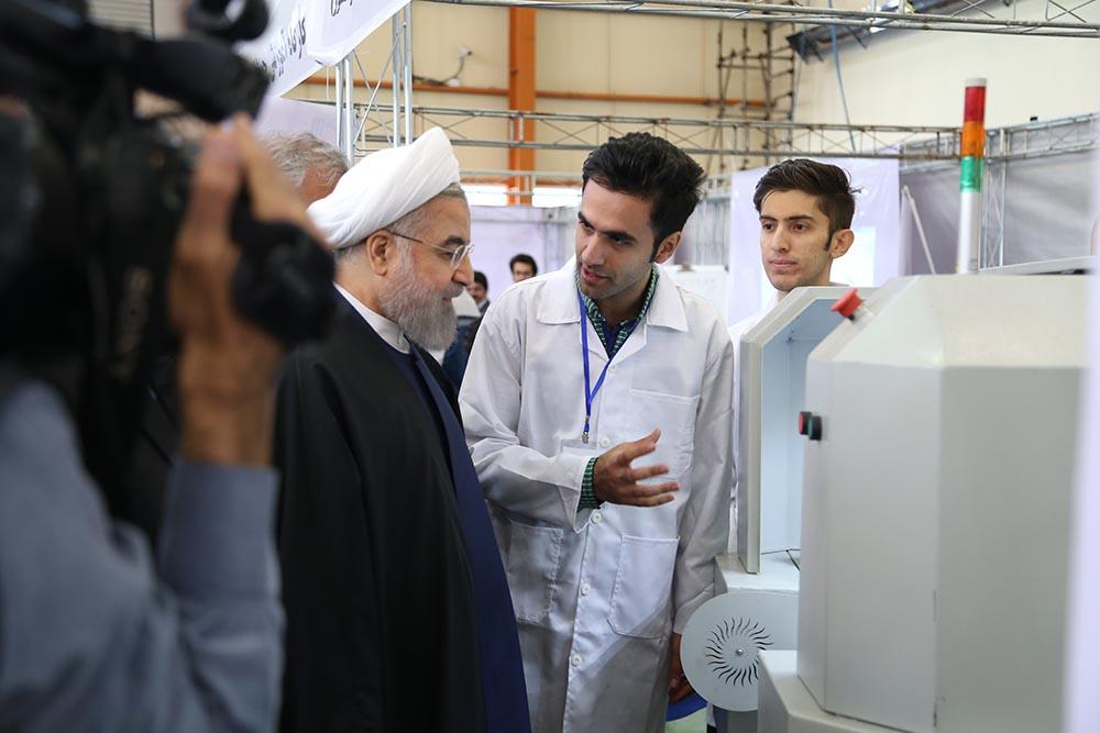 دستگاه مونتاژ SMD ساخت ایران