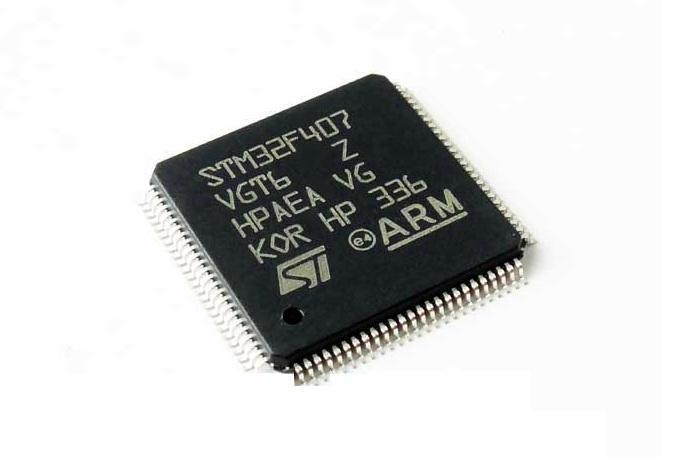 میکرو کنترلر STM32