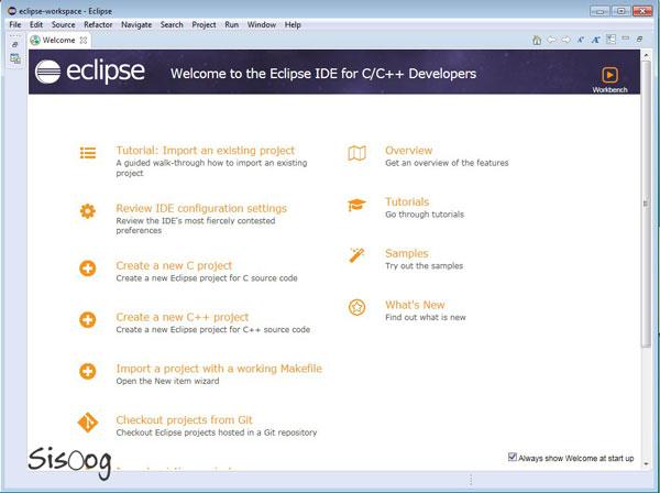 Eclipse editor IDE