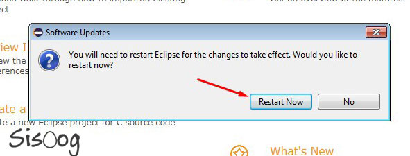 how to install eclipse editor
