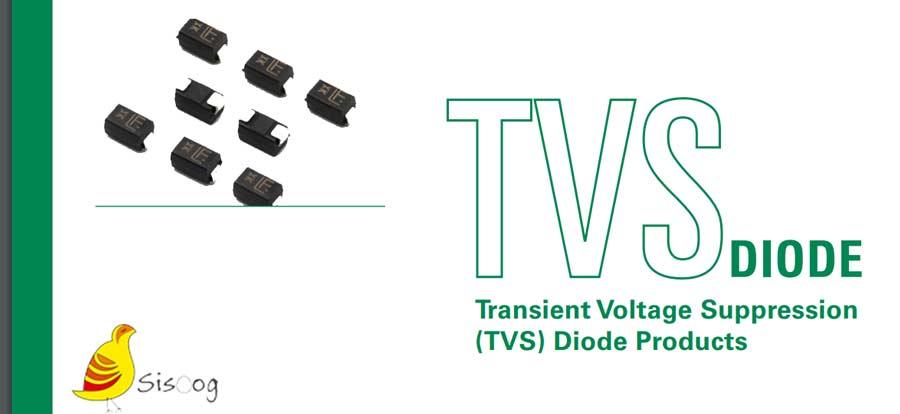 دیود TVS و کاربرد های آن