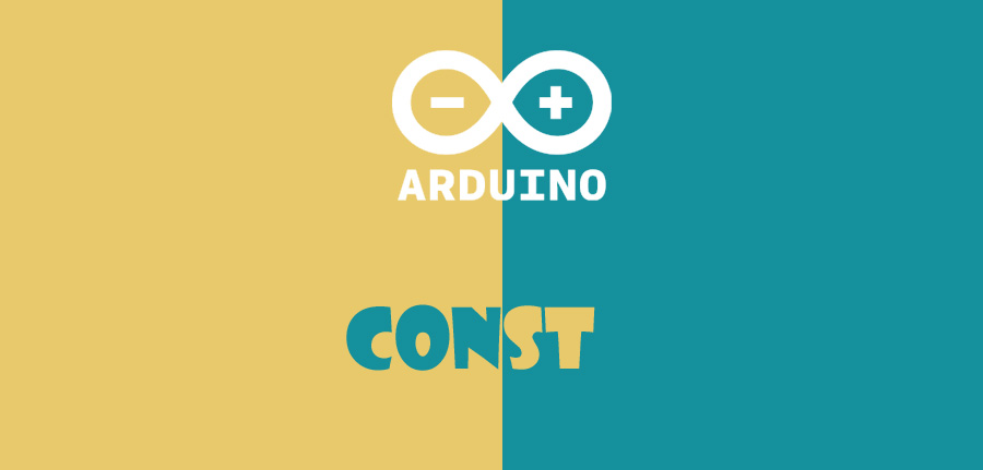 const در آردوینو