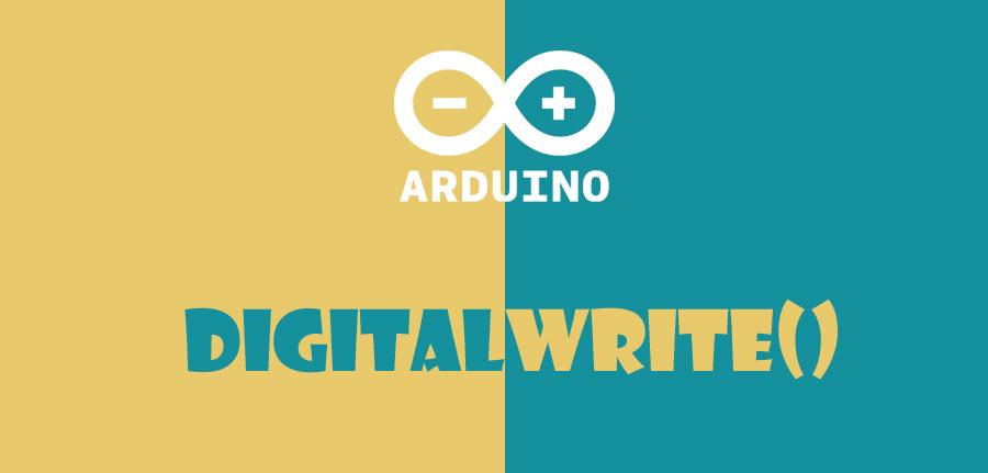 ()digitalWrite در آردوینو