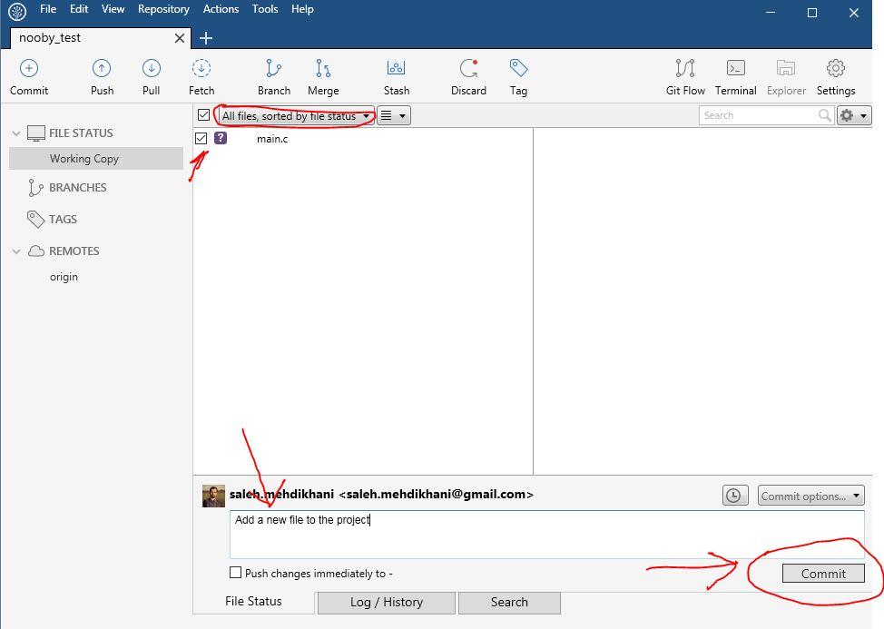 استفاده از Gitlab به جای Github