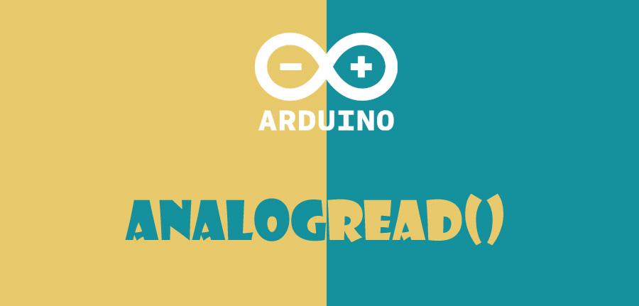 ()analogRead در آردوینو