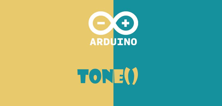 ()tone در آردوینو