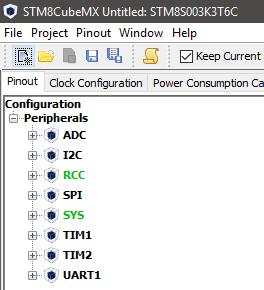 قسمت پنجم: آماده سازی ابزارهای نرمافزاری برای STM8 - سیسوگ