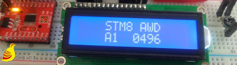 AWD-ON در میکروکنترلر STM8