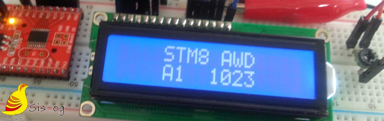 AWD-OFF در میکروکنترلر STM8