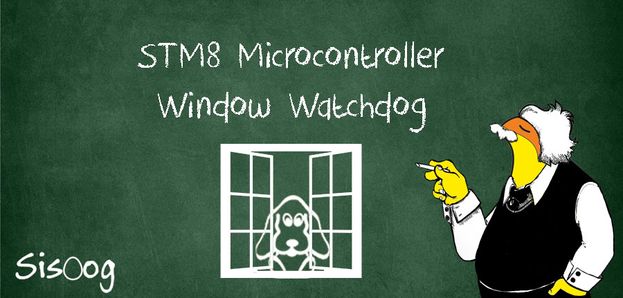 STM8_Window Watchdog