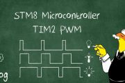 آموزش میکروکنترلر STM8 قسمت 19 : PWM