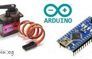 راهاندازی سرو موتور با استفاده از برد آردوینو