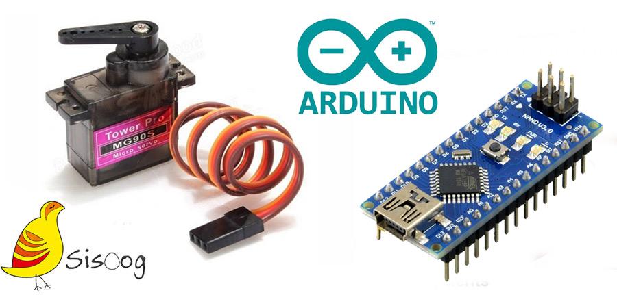 sisoog_arduino_servomotor