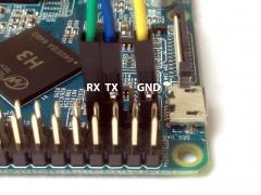 سیم های UART برای برد NanoPI M1