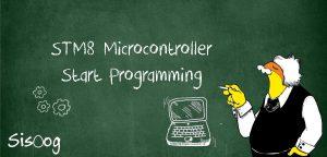Stm8 Start Programming