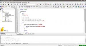 Build کردن پروژه در محیط نرمافزاری STVD