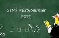 آموزش میکروکنترلر STM8 قسمت نهم: وقفه خارجی (EXTI)