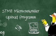 آموزش میکروکنترلر STM8: چگونه برنامه خود را روی STM8 آپلود کنیم؟