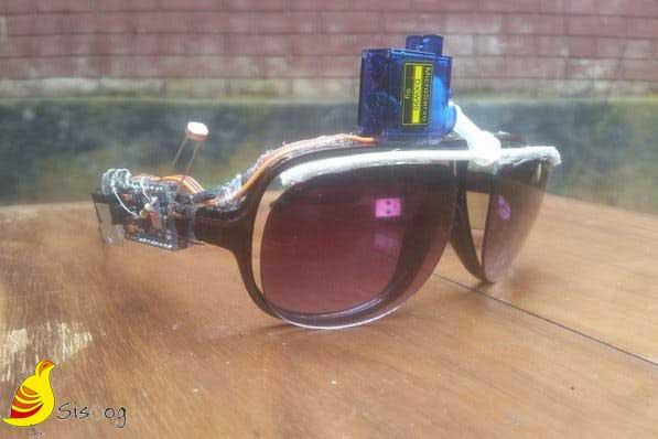 عینک آفتابی اتوماتیک