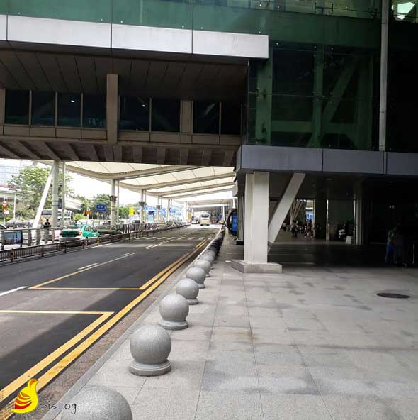 مسیر اتوبوس چین