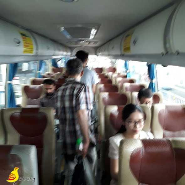 اتوبوس چین