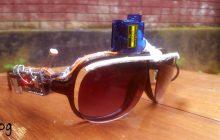 عینک آفتابی هوشمند