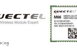 داکیومنت آموزش سخت افزار M66 Quectel