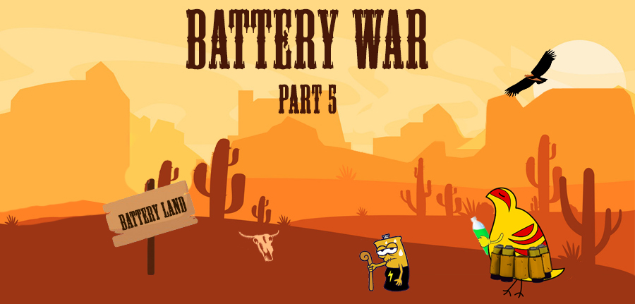 همه چیز درباره باتری ها قسمت پنجم مشخصات و اصطلاحات