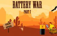 همه چیز درباره باتری ها قسمت هفتم : باتری قلیایی