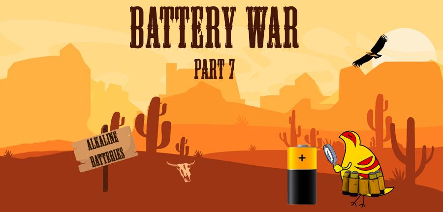 Battery part 7