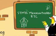 آموزش میکروکنترلر STM32 قسمت یازدهم : رابط RTC