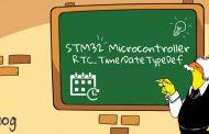 آموزش میکروکنترلر STM32 قسمت 12: تنظیمات تاریخ و زمان