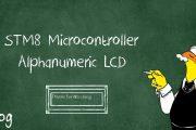 آموزش میکروکنترلر STM8 قسمت 11: LCD کاراکتری