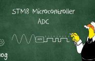 آموزش میکروکنترلر STM8 قسمت 12: مبدل آنالوگ به دیجیتال (ADC)