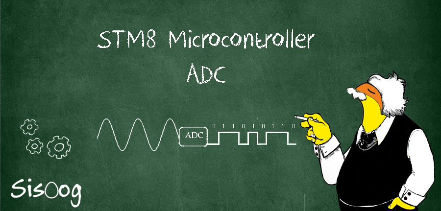 ADC in STM8